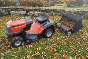 Husqvarna Tractor Has Problems with Forward and Reverse